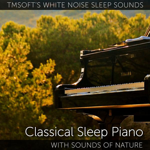 Музыка от Tmsoft's White Noise Sleep Sounds в формате mp3