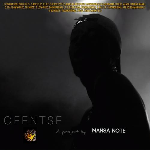Mansa Note, Re-G - Whistles  (2020)