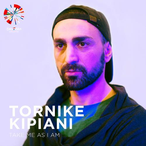 Tornike Kipiani - Take Me As I Am