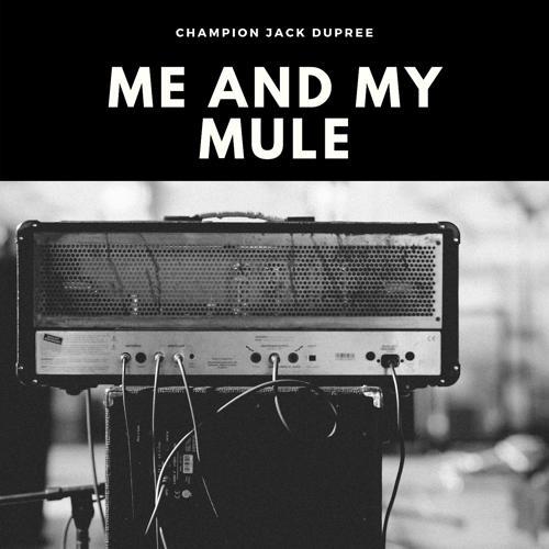 Champion Jack Dupree - Shake Baby Shake  (2020)