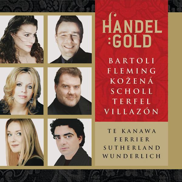 Альбом: Handel Gold - Handel's Greatest Arias