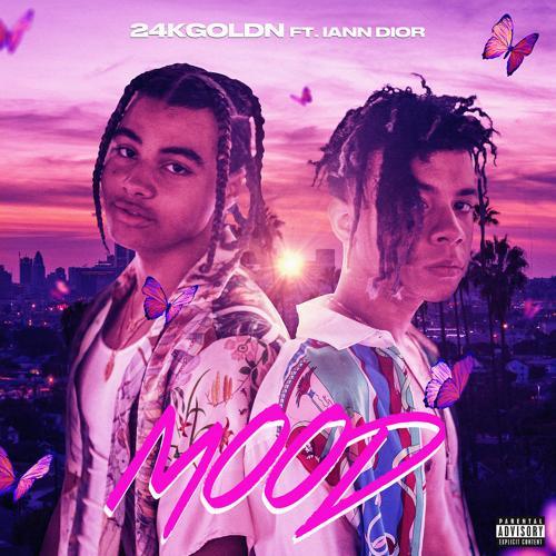 24kGoldn, iann dior - Mood  (2020)