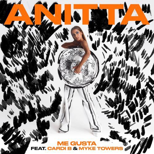 Anitta, Cardi B, Myke Towers - Me Gusta (with Cardi B & Myke Towers)  (2020)