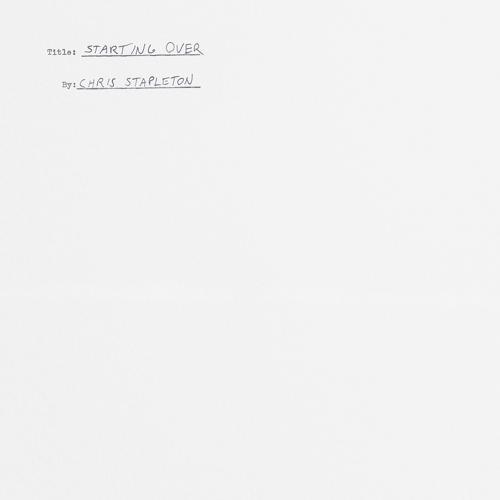 Chris Stapleton - Starting Over  (2020)