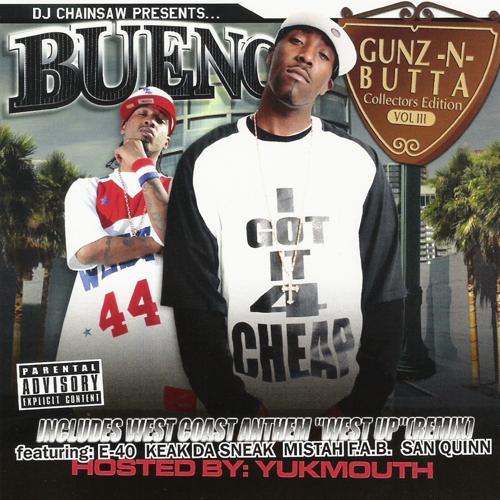 E-40, Mistah F.A.B., San Quinn, Keak Da Sneek, Bueno - West Up (Remix) [feat. E-40, Mistah F.A.B., San Quinn & Keak Da Sneek]  (2010)