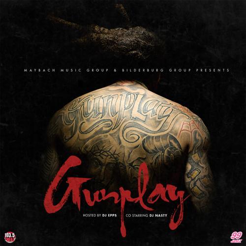 Nore, Gunplay - J.O.B  (2015)
