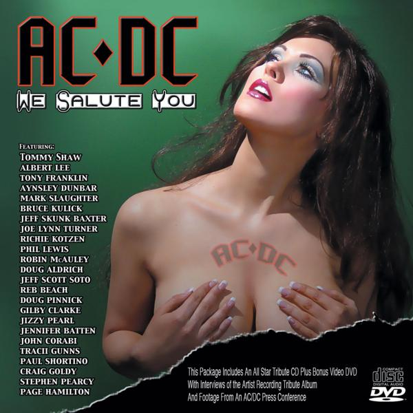 Альбом: We Salute You: an All Star Tribute to ACDC