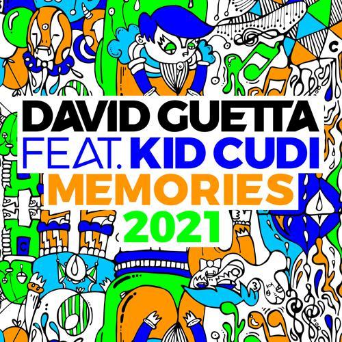 David Guetta, Kid Cudi - Memories (feat. Kid Cudi) [2021 Remix]  (2021)