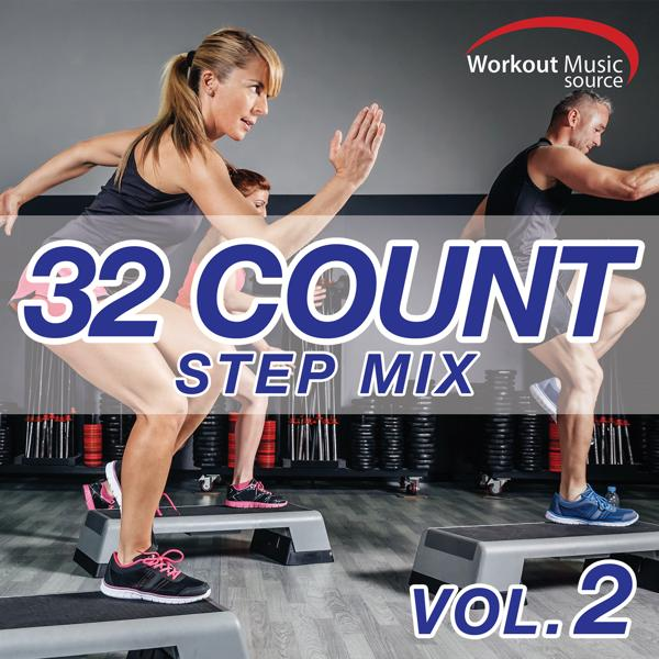 Альбом: Workout Music Source - 32 Count Step Mix Vol. 2 (60 Min Non-Stop 32 Count Step Mix 132 BPM)