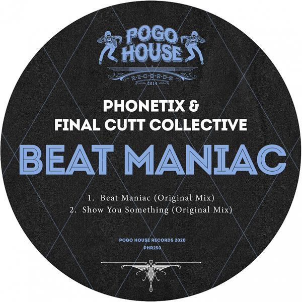 Альбом: Beat Maniac