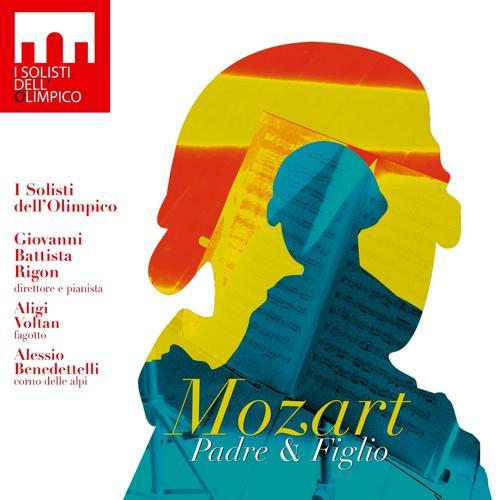 I Solisti dell'Olimpico, Giovanni Battista Rigon - Sinfonia No. 25 in G Minor, K. 183: II. Andante