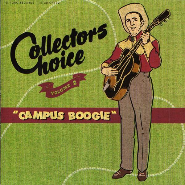 Альбом: Collectors Choice Vol. 2 - Campus Boogie