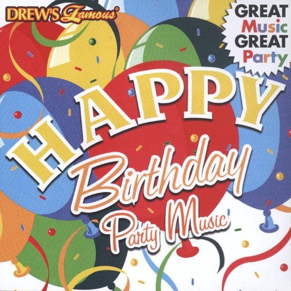 Альбом: Happy Birthday Party Music