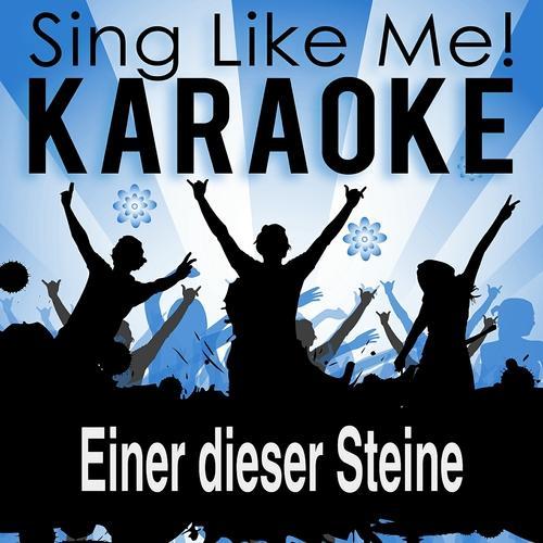 La-Le-Lu - Einer dieser Steine (Karaoke Version With Guide Melody) (Originally Performed By Sido & Mark Forster)  (2014)