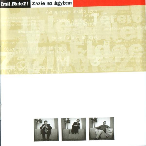 Альбом: Zazie Az Agyban