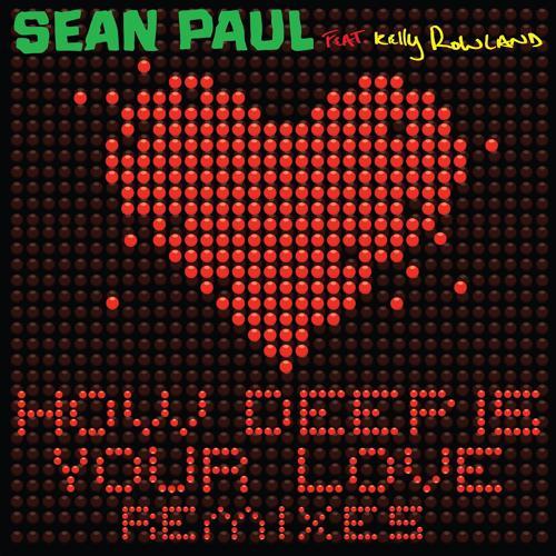Sean Paul, Kelly Rowland - How Deep Is Your Love (feat. Kelly Rowland) [Johnny Mac Radio Mix]  (2012)