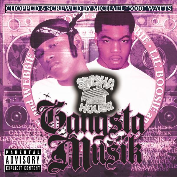 Альбом: Gangsta Musik (Chopped & Screwed)