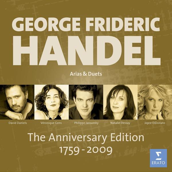 Альбом: Handel : Anniversary Edition 1759-2009