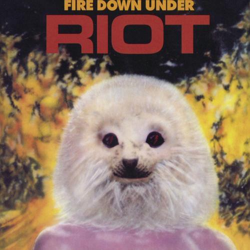 RIOT - Flashbacks  (1981)