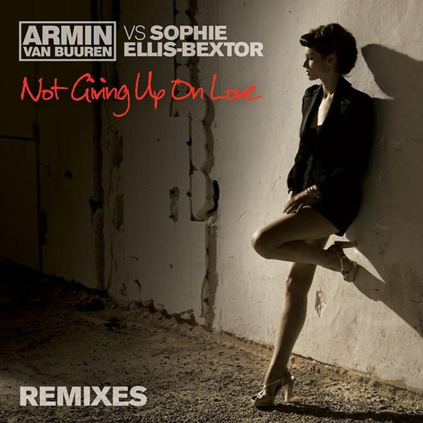 Альбом: Not Giving up on Love (Remixes)