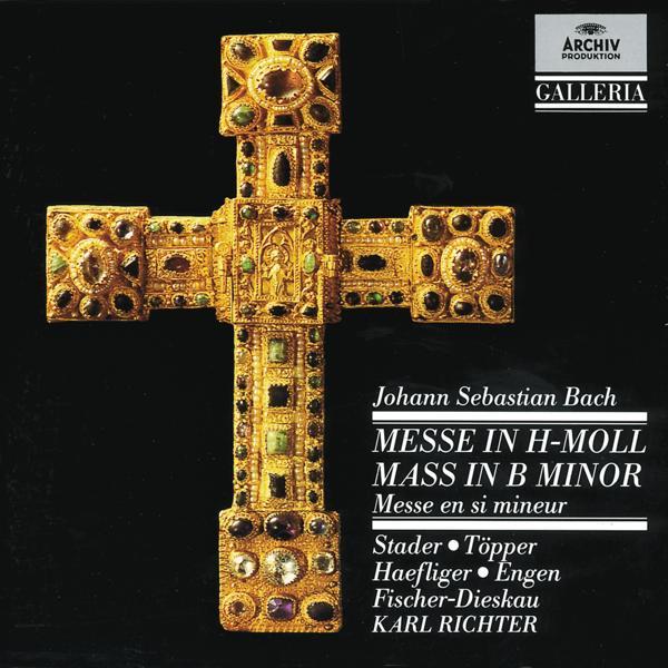 Альбом Bach: Mass in B minor