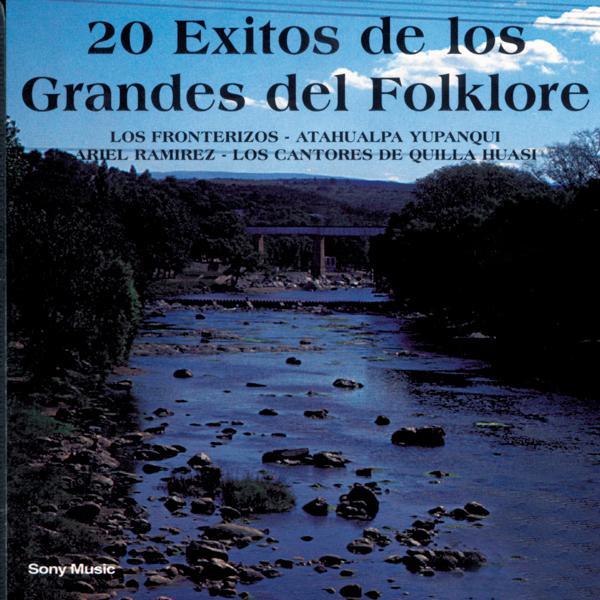 Альбом: 20 Exitos De Los Grandes Del Folklore