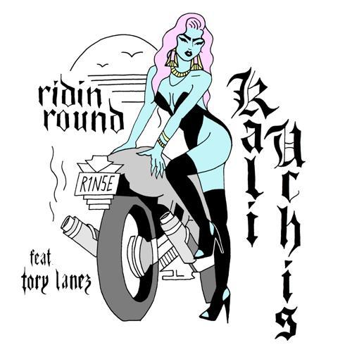 Kali Uchis, Tory Lanez - Ridin Round  (2015)