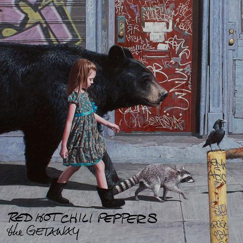 Red Hot Chili Peppers - Go Robot  (2016)