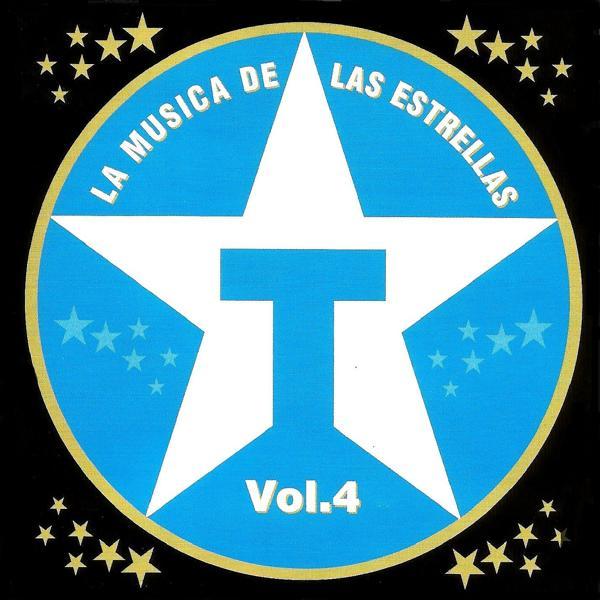 Альбом: La Música De Las Estrellas, Vol. 4