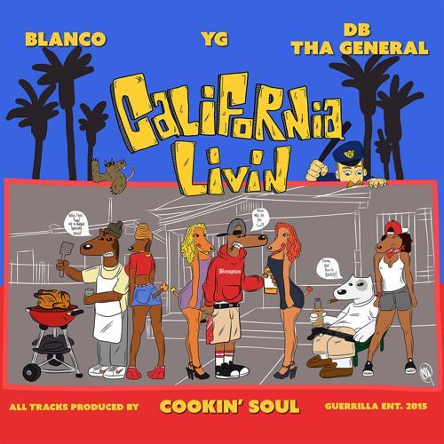 YG, Blanco, Nipsey Hussle, DB tha General - L.A. Confidential (feat. Nipsey Hussle)  (2015)