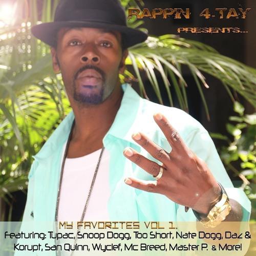 Rappin' 4-Tay, Suga Free, Nate Dogg - For You (feat. Suga Free & Nate Dogg)  (2012)