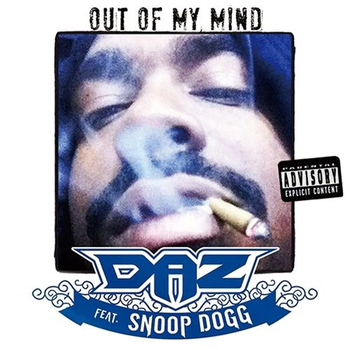 Daz Dillinger, Snoop Dogg - Out of My Mind (feat. Snoop Dogg)  (2012)