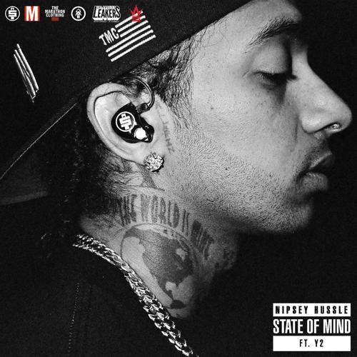 Nipsey Hussle - State of Mind (feat. Y2)  (2016)