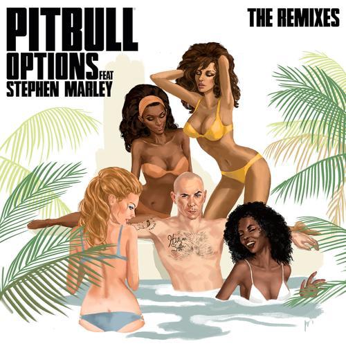 Pitbull, Stephen Marley - Options (Chuckie Remix)  (2017)