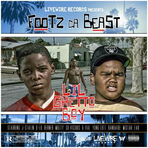 Footz The Beast, Mistah F.A.B., So Vicious - Scholarships (feat. Mistah F.A.B. & So Vicious)  (2017)