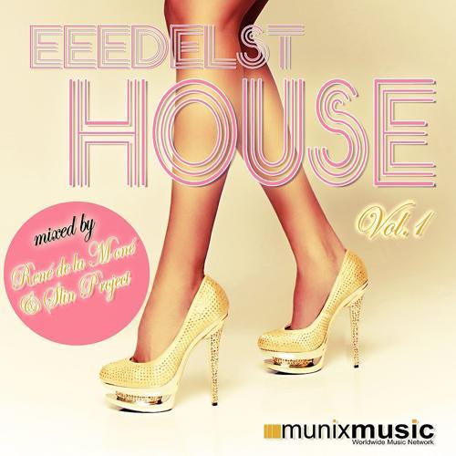 DJ Mix - Eeedelst House Vol.1 (Mixed by Rene de la Mone & Slin Project)  (2013)
