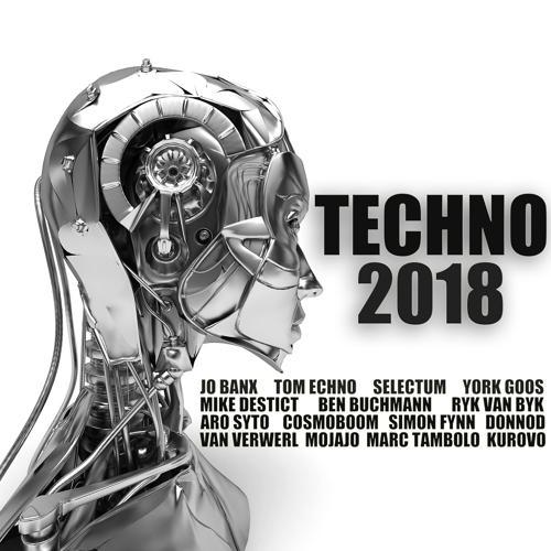 Jo Banx - Techno 2018  (2018)