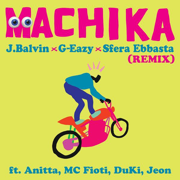 Альбом: Machika
