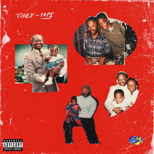 THEY. - Pops  (2018)