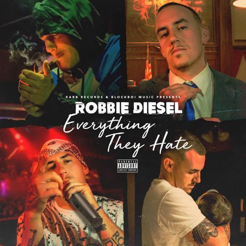 Robbie Diesel, Mistah F.A.B., Jc - Somehow (feat. Jc & Mistah F.A.B.)  (2018)