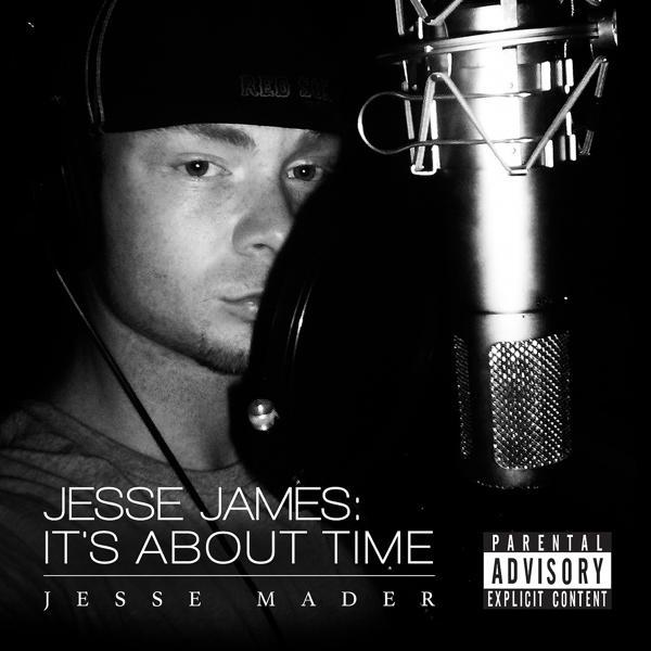 Альбом Jesse James: It's About Time