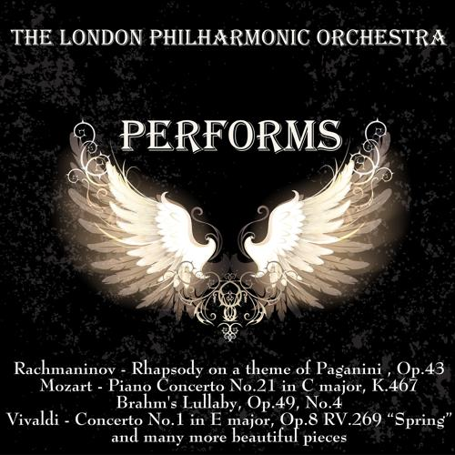 London Philharmonic Orchestra - Sylvia, Act III: Pizzicato