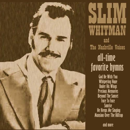 Nashville Voices, Slim Whitman - I Know Who Holds Tomorrow  (2016)