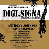 Anthony Johnson - Rasta Takeover (Vibronics Future Dub)
