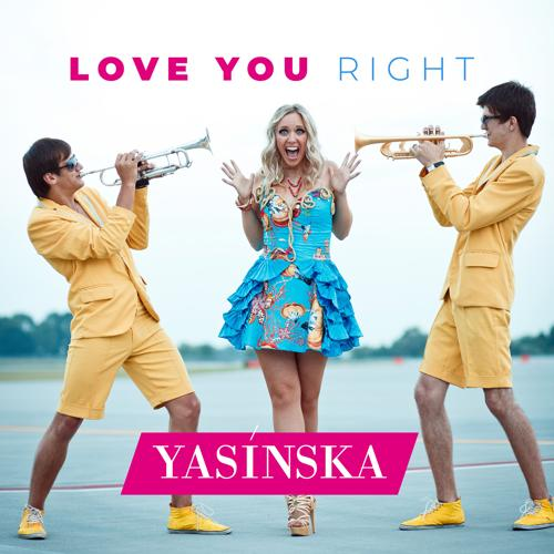 YASINSKA - Love You Right  (2019)