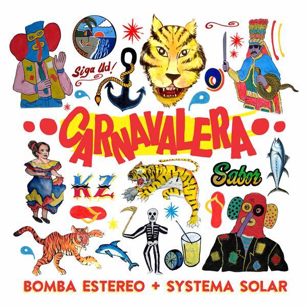 Альбом: Carnavalera