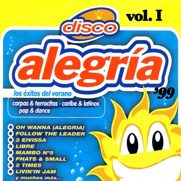 Альбом: Disco Alegría 1999 Vol. I, Carpas & Terracitas