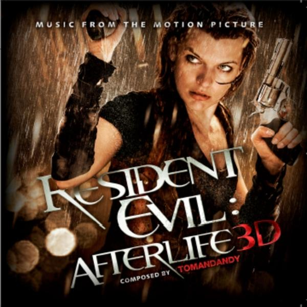 Альбом: Resident Evil: Afterlife (Music from the Motion Picture)