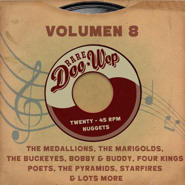 Альбом: Rare Doo-Wop Vol. 8