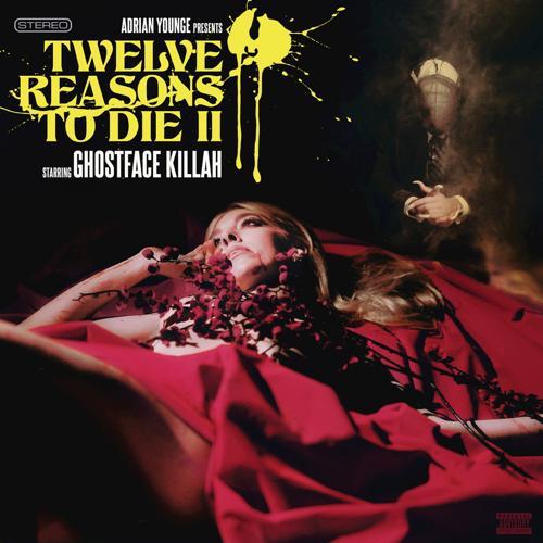 Ghostface Killah, Adrian Younge, Scarub, Lyrics Born, Chino XL - Death's Invitation (feat. Scarub, Lyrics Born & Chino XL)  (2015)